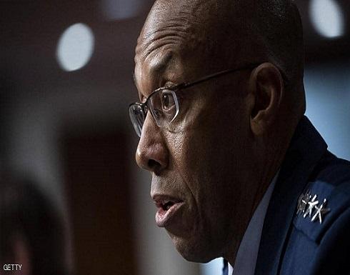 تعيين أول قائد من أصول أفريقية لسلاح الجو الأميركي