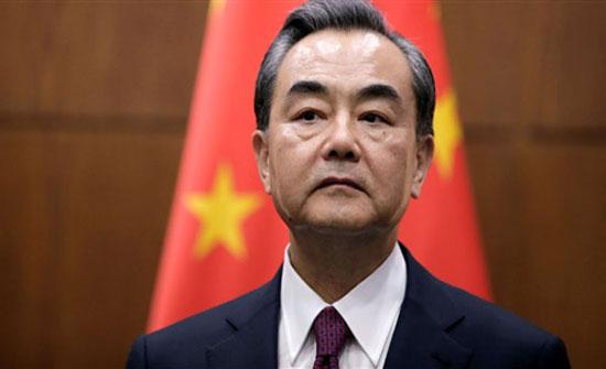 """وزير الخارجية الصيني: مبدأ """"الصين الواحدة"""" خط أحمر لا يجوز تجاوزه في مسألة تايوان"""