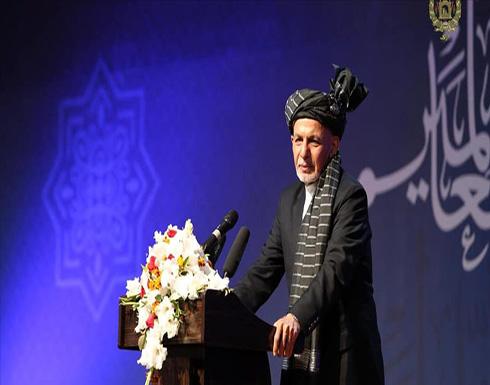 رئيس أفغانستان يوافق على مواصلة مباحثات السلام في الدوحة