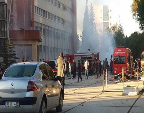جماعة كردية مسلحة تعلن مسؤوليتها عن هجوم في مدينة أضنة التركية
