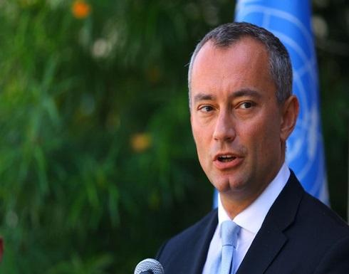 """ميلادينوف يطالب """"إسرائيل"""" بالتوقف عن مخطط الضم بالضفة"""