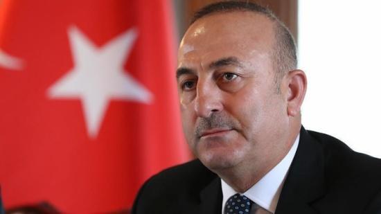 جاويش أوغلو: هدف تركيا بسوريا هزيمة تنظيم الدولة