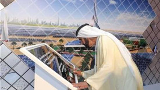دبي..أكبر مشروع للطاقة الشمسية المركزة بنظام المنتج المستقل