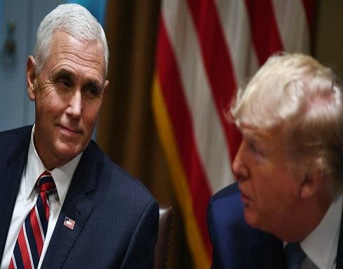 بنس: ترمب سيطلب من حلفائنا بالناتو إلغاء الاتفاق النووي