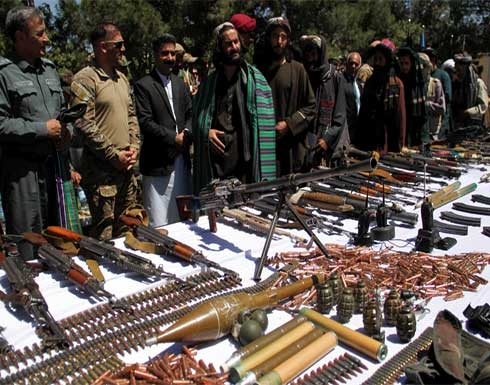 طالبان توشك على السيطرة على أول ولاية كاملة