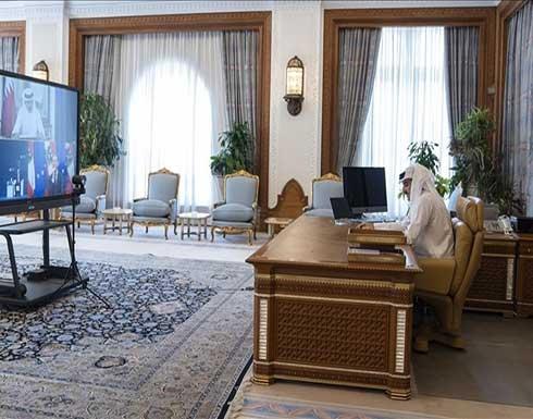 الكرملين يوضح سبب تغيب أمير قطر عن قمة سان بطرسبرغ