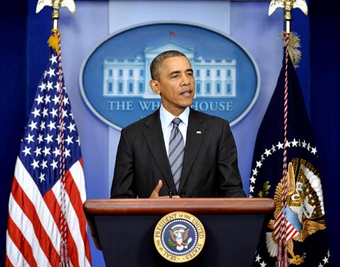 """اوباما و """" مجلس الأمن القومي """" يبحثان سبل دعم الحكومة العراقية والمعارضة السورية"""