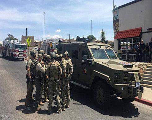 شاهد :  إطلاق نار بمتجر بولاية تكساس الأميركية