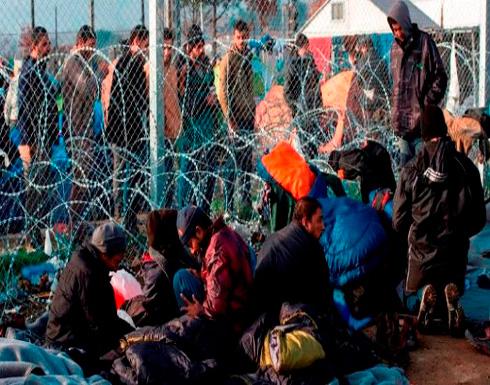 دعوة دولية للمغرب والجزائر لاستقبال السوريين العالقين