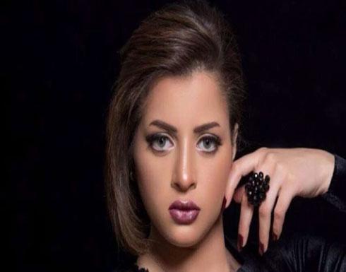 الفنانة منى فاروق تعاود الظهور بعد أزمة الفيديوهات الفاضحة ( صورة )