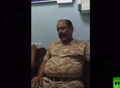 شاهد.. أول تعليق قائد قاعدة العند ثابت جواس بعد هجوم حوثي