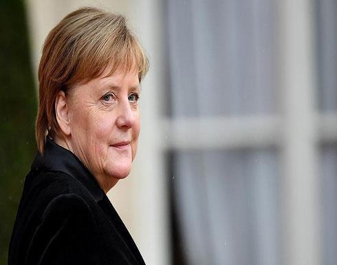 ميركل: لم نطلب من المفوضية الأوروبية مراجعة اتفاق خروج بريطانيا