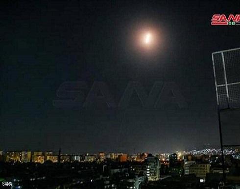 موسكو: الجيش السوري أسقط 22 صاروخا في الغارة الإسرائيلية