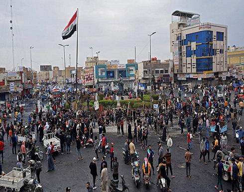 العراق.. تشكيل لجنة لحماية المتظاهرين السلميين