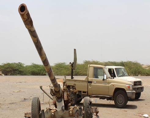 قوات الجيش اليمني تحرر مرتفعات جديدة بمديرية نهم