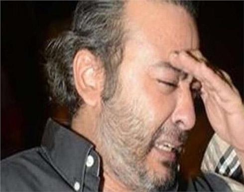 وفاة والد الفنان أحمد عزمي