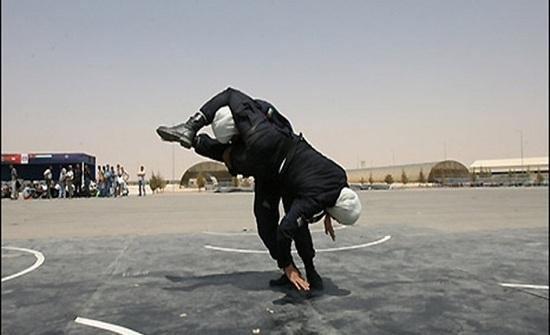 الأردن  : 1091 متقاعدة عسكرية