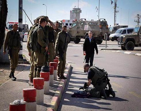 إصابة فلسطيني بنيران الجيش بالخليل بحجة محاولة الطعن