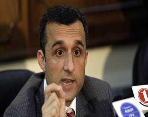 """أمر الله صالح: مفاوضات الدوحة كانت """"بداية النهاية"""" لأفغانستان"""