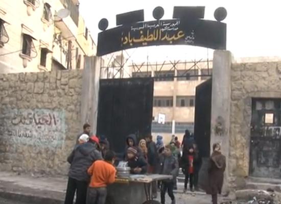 بالفيديو: البشرى السارة الأثمن من حلب !