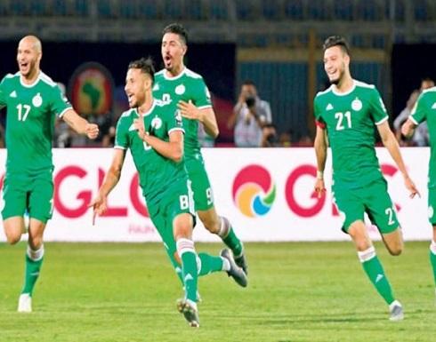 عمل نبيل من لاعب منتخب الجزائر في زمن كورونا