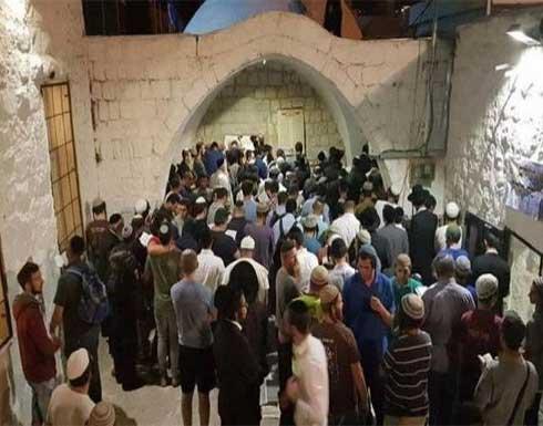 بالفيديو: مواجهات عنيفة ليلية في نابلس والجيش الإسرائيلي يُعلن إصابة جنديين
