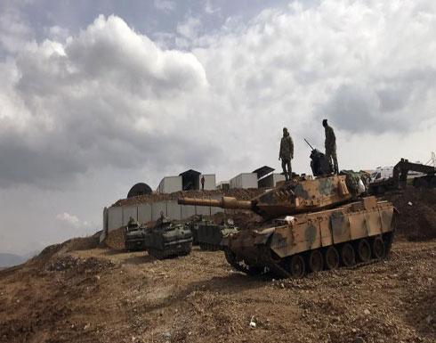 الوحدات الكردية تتراجع وتخسر المزيد بعفرين
