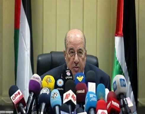 """الزعنون: حماس اعتذرت عن عدم المشاركة باجتماعات """"المركزي الفلسطيني"""""""