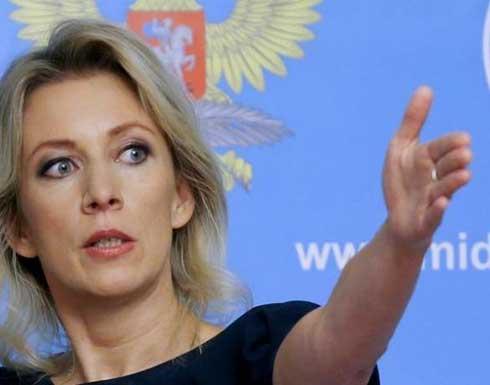 موسكو تقول إن من حقها فرض قيود على وسائل إعلام أمريكية في روسيا