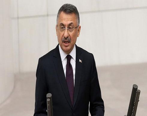 """نائب أردوغان يتوعد """"منتهكي القانون الدولي"""" بعد مقتل 5 جنود أتراك في سوريا"""