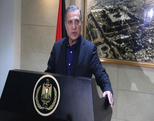 الرئاسة الفلسطينية تحذر من فرض السيطرة الإسرائيلية على المستوطنات