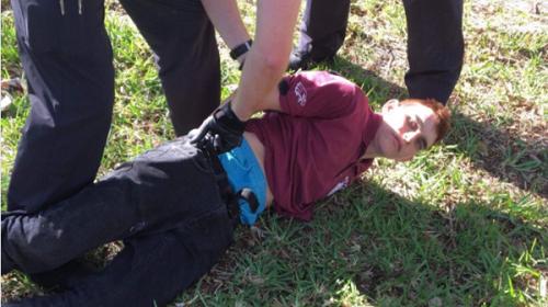 أول صور تظهر وجه السفاح مرتكب مجزرة مدرسة فلوريدا