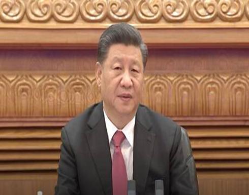 """شي: الصين مستعدة لتعزيز التعاون الدولي في إنتاج لقاح ضد """"كوفيد-19"""""""