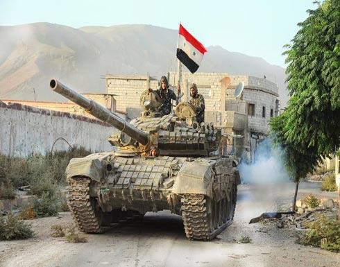 قوات النظام السوري تعلن السيطرة الكاملة على مدينة البوكمال