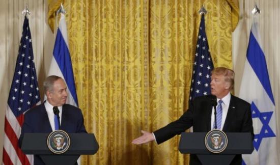 رفض فلسطيني لموقف ترمب وتمسك دولي بحل الدولتين