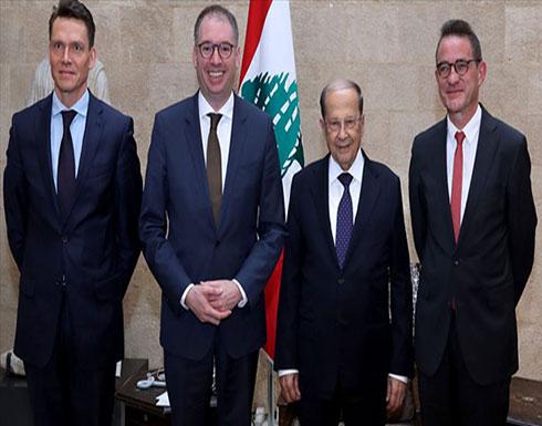 عون: لبنان سيواصل تسهيل عودة النازحين السوريين