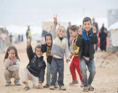 عودة 325 سوريا من الاردن  الى بلادهم خلال 24