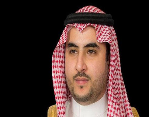 أمر ملكي سعودي بتعيين خالد بن سلمان نائبا لوزير الدفاع