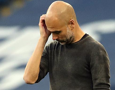 غوارديولا: لا نملك ما يكفي من لاعبين لمواجهة يونايتد