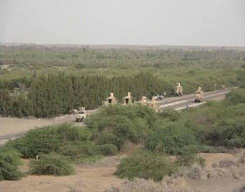 تأمين جنوبي الحديدة.. وتساقط قادة حوثيين