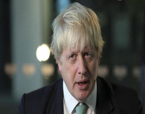 """جونسون يعقد جلسة برلمانية استثنائية بشأن """"بريكست"""" ويخشى """"تمردا جديدا"""""""