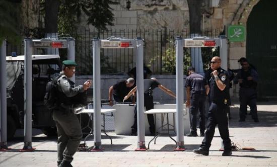 القدس تشتعل رفضًا لإجراءات الاحتلال بالأقصى