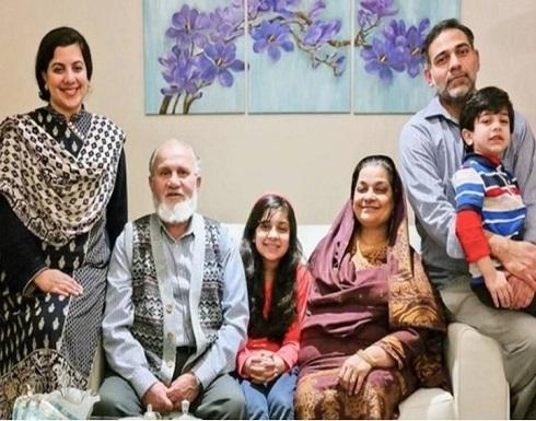 أصدقاء يستذكرون العائلة المسلمة المغدورة بكندا