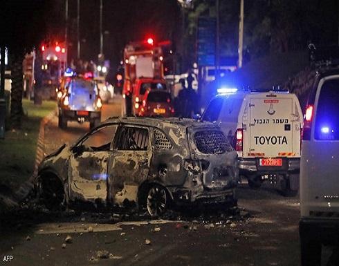 صاروخ من غزة يقتل شخصين بمدينة اللد الإسرائيلية