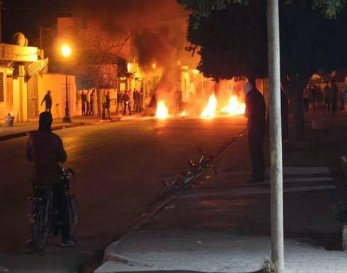 تجدّد الاحتجاجات الليلية ضد غلاء الأسعار في تونس