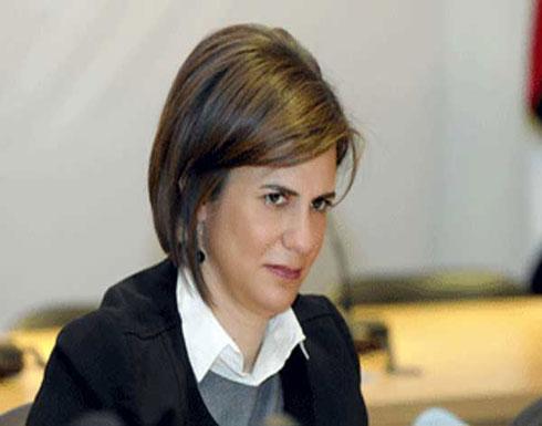لبنان ..  تعرف على أول امرأة عربية تتولى وزارة الداخلية!