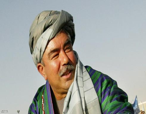 """نائب الرئيس الأفغاني يغادر إلى تركيا بعد """"اغتصاب خصم سياسي"""""""
