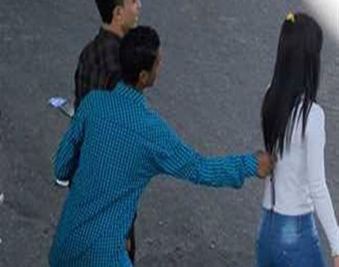 بعد نشر صورته على فيسبوك .. ضبط عامل يتحرش بالنساء فى مصر