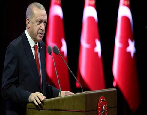 """أردوغان يشترك في تطبيقي التواصل """"بيب"""" و""""تلغرام"""" .. صورة"""