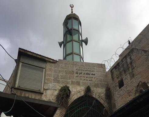 تحذير فلسطيني من قانون منع الأذان